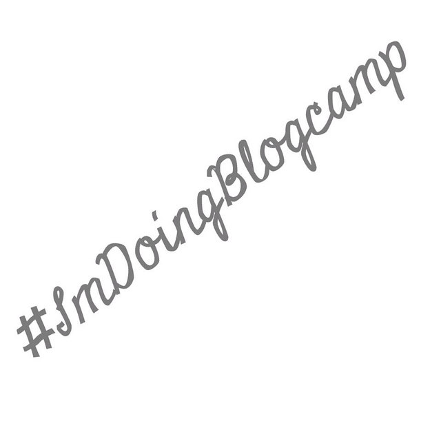 My first blogging conference #ImDoingBlogcamp