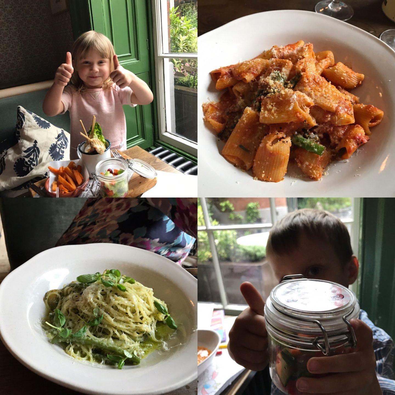 Jamie's Italian, Nottingham {restaurant review}