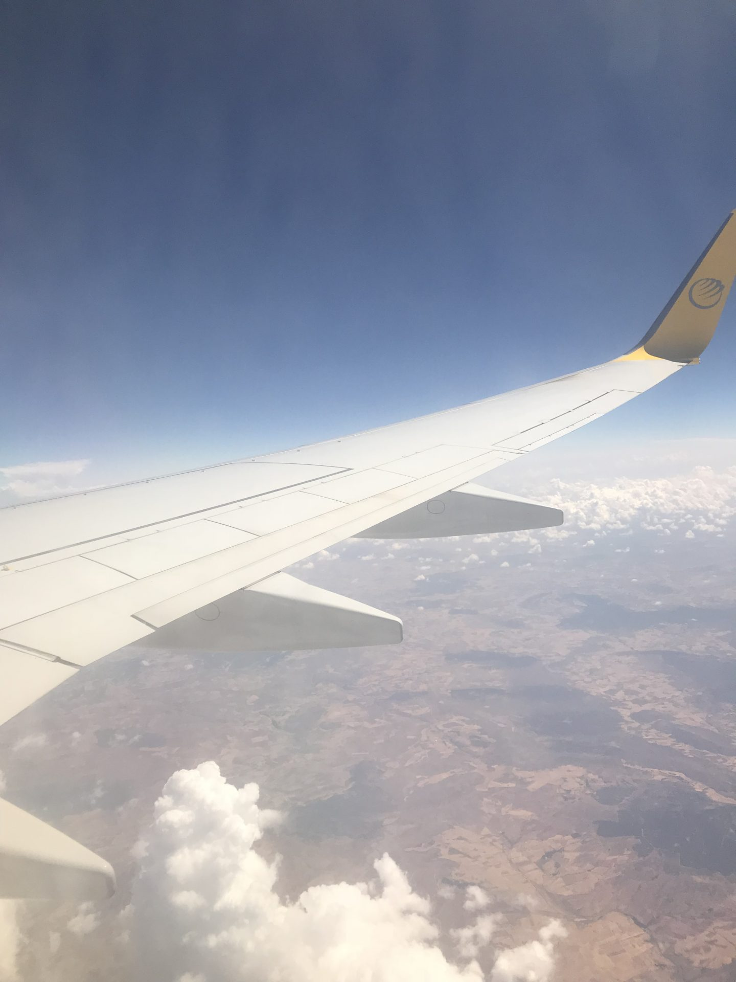 Tips for dealing with a fear of flying