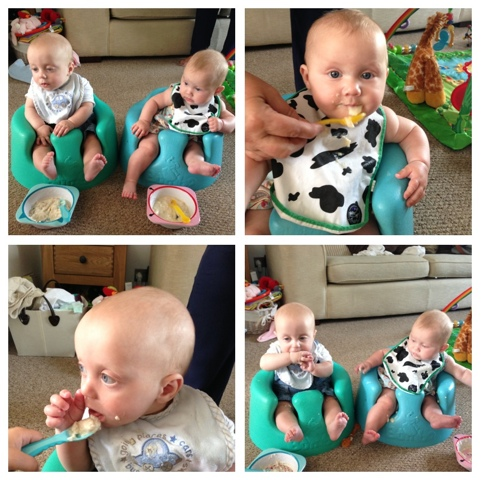 Weaning – the journey begins