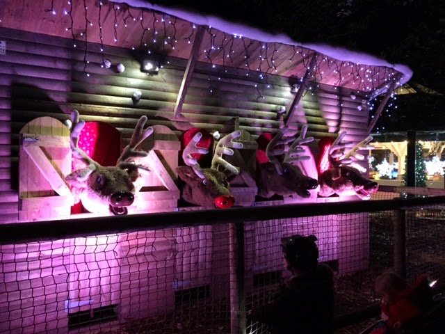Our visit to Center Parcs Winter Wonderland