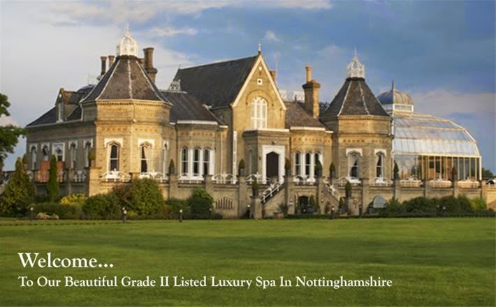 A day of rest and relaxation – Eden Hall Spa