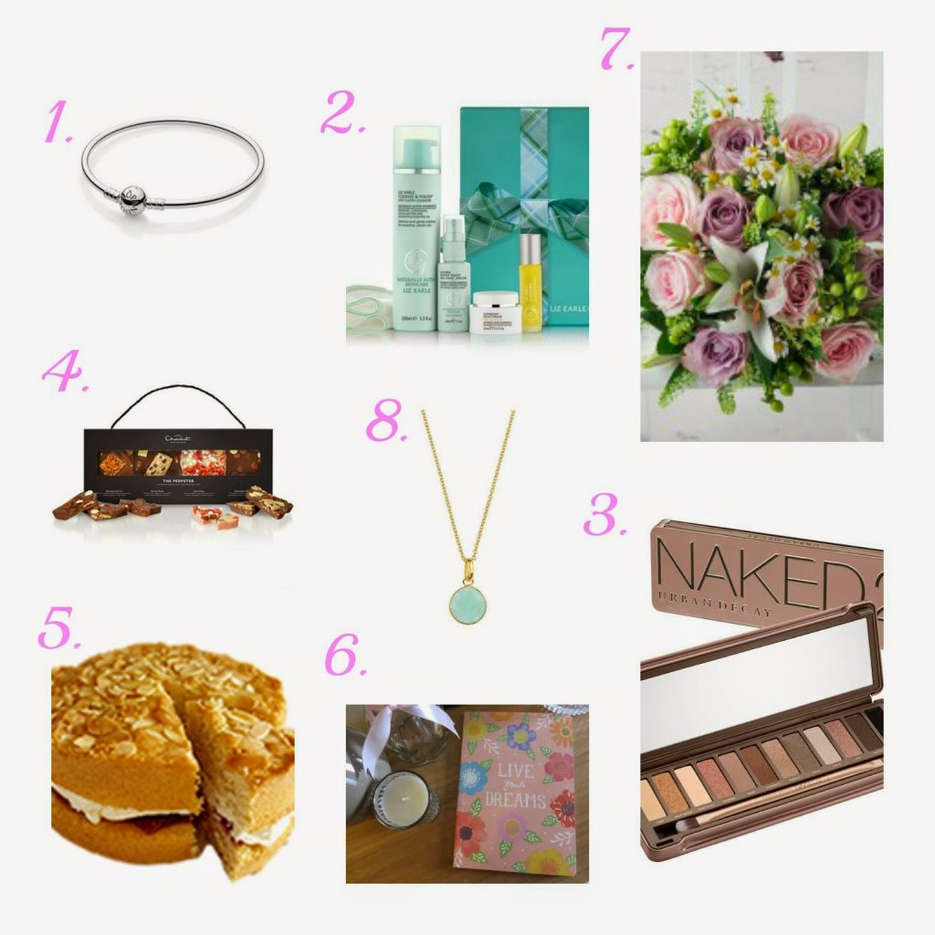 Mother's Day treats – find the perfect gift