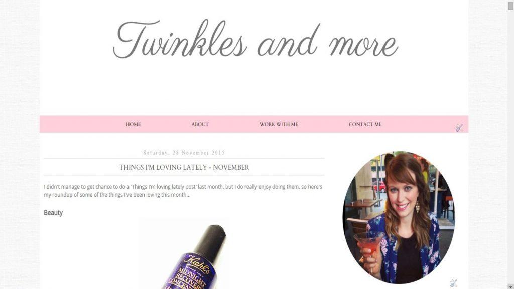 A blog makeover!