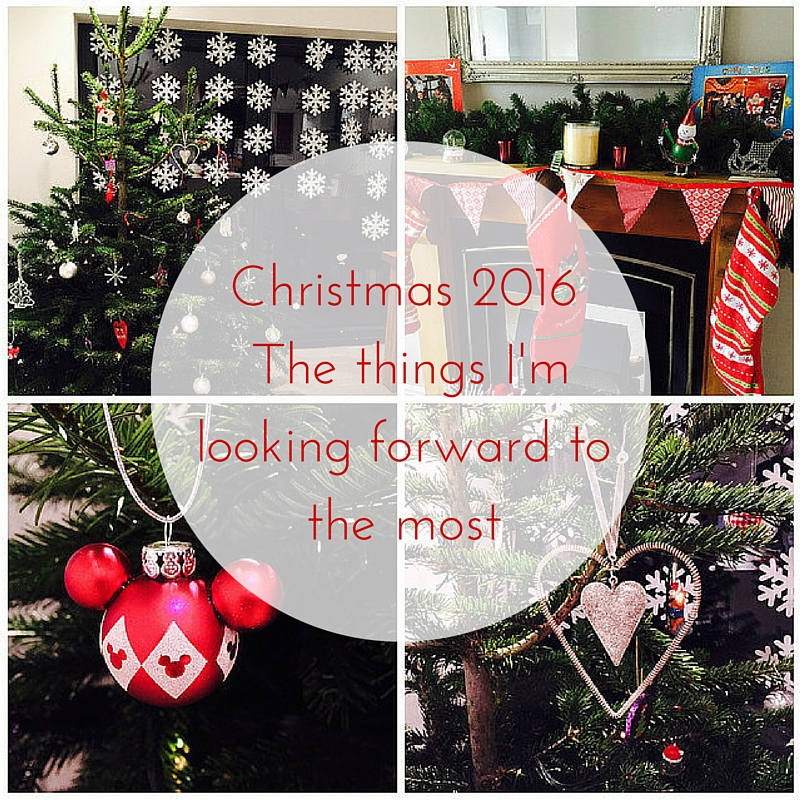 Christmas 2016 – The things I'm looking forward to the most