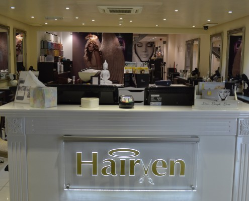 Review: Bee Sting Facial at Hairven