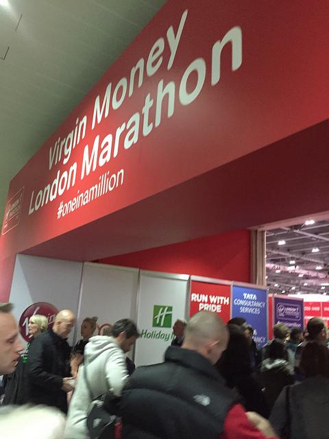 My First London Marathon – Part 1