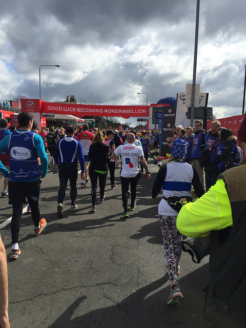 My First London Marathon – Part 2