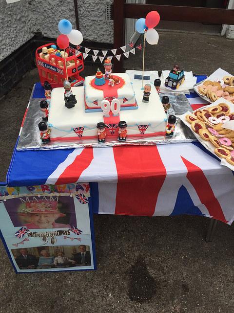 Queens Birthday Tea Party