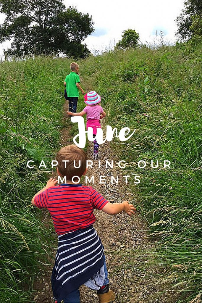 June Capturing Our Moments