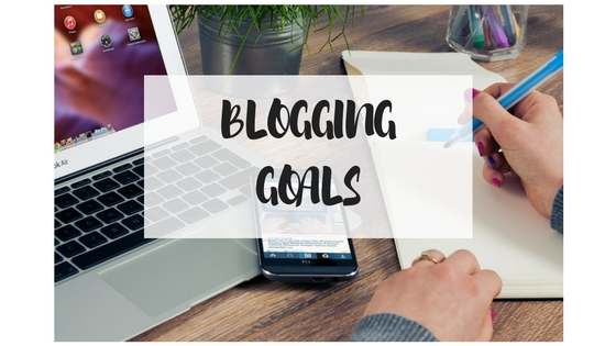 Blogging goals for the rest of 2016