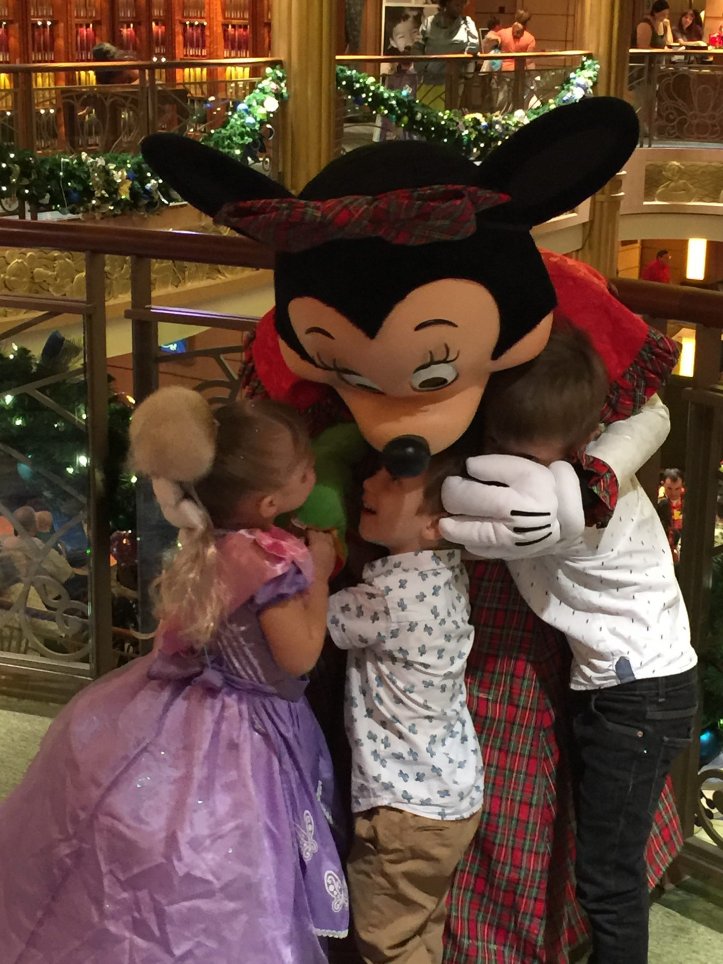 Caribbean Disney Cruise {lots of pics & a video}