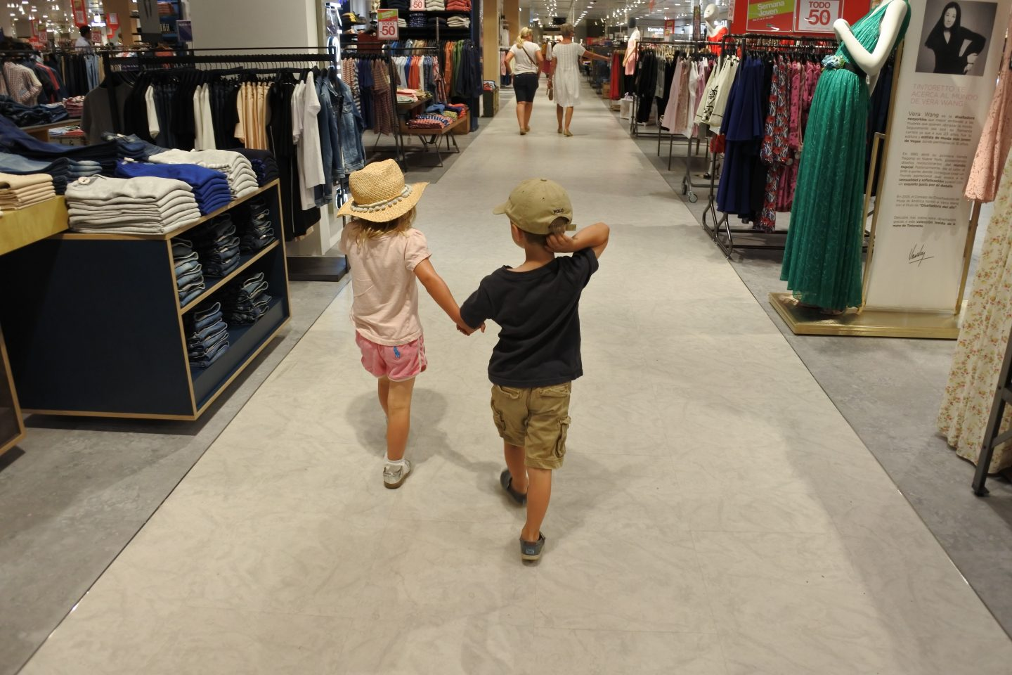 A letter to Henry & Heidi as they start school