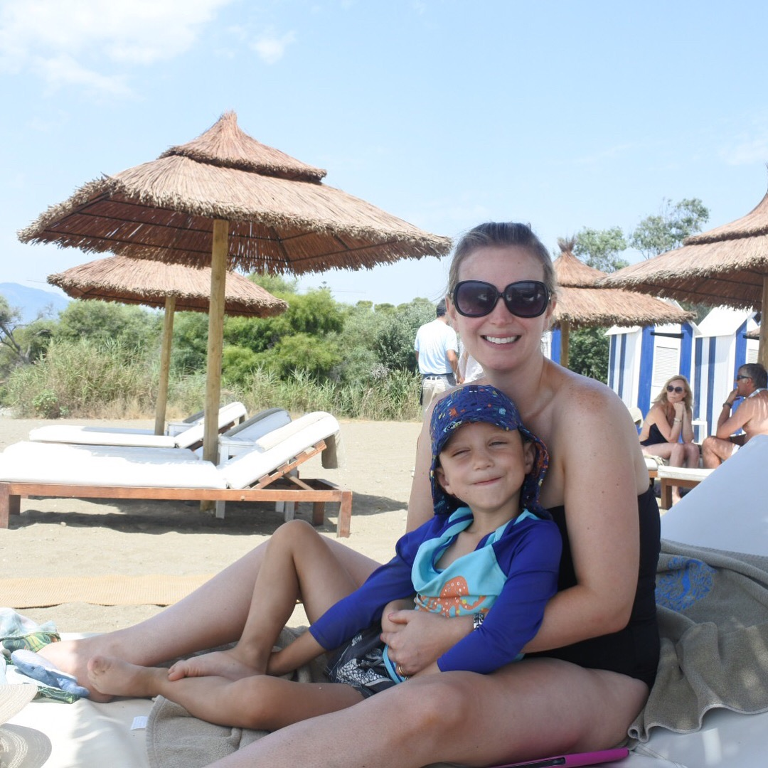 Our summer holiday in Benahavis
