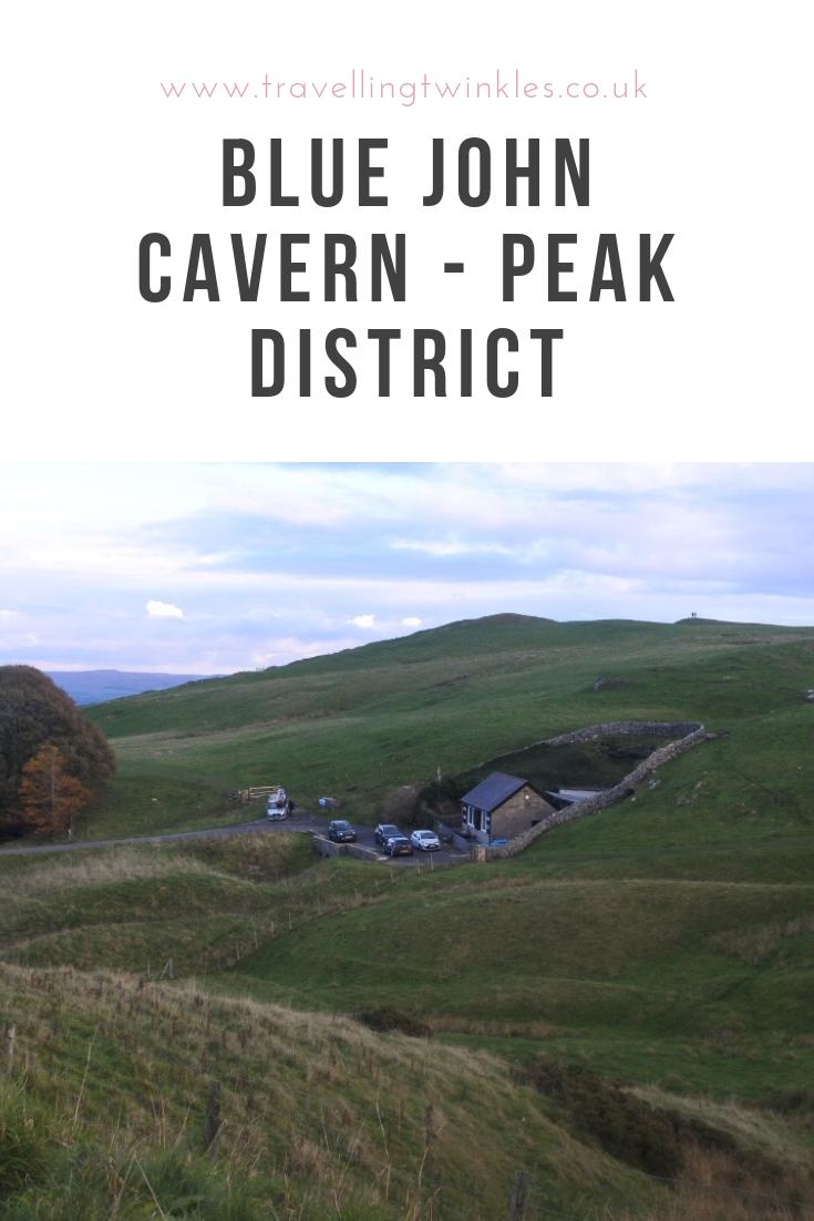 Blue John Cavern, Peak District