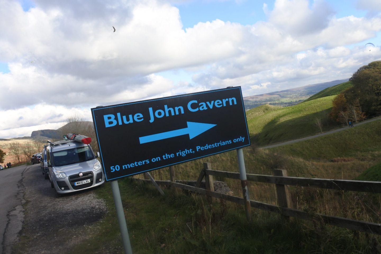 Blue John Cavern