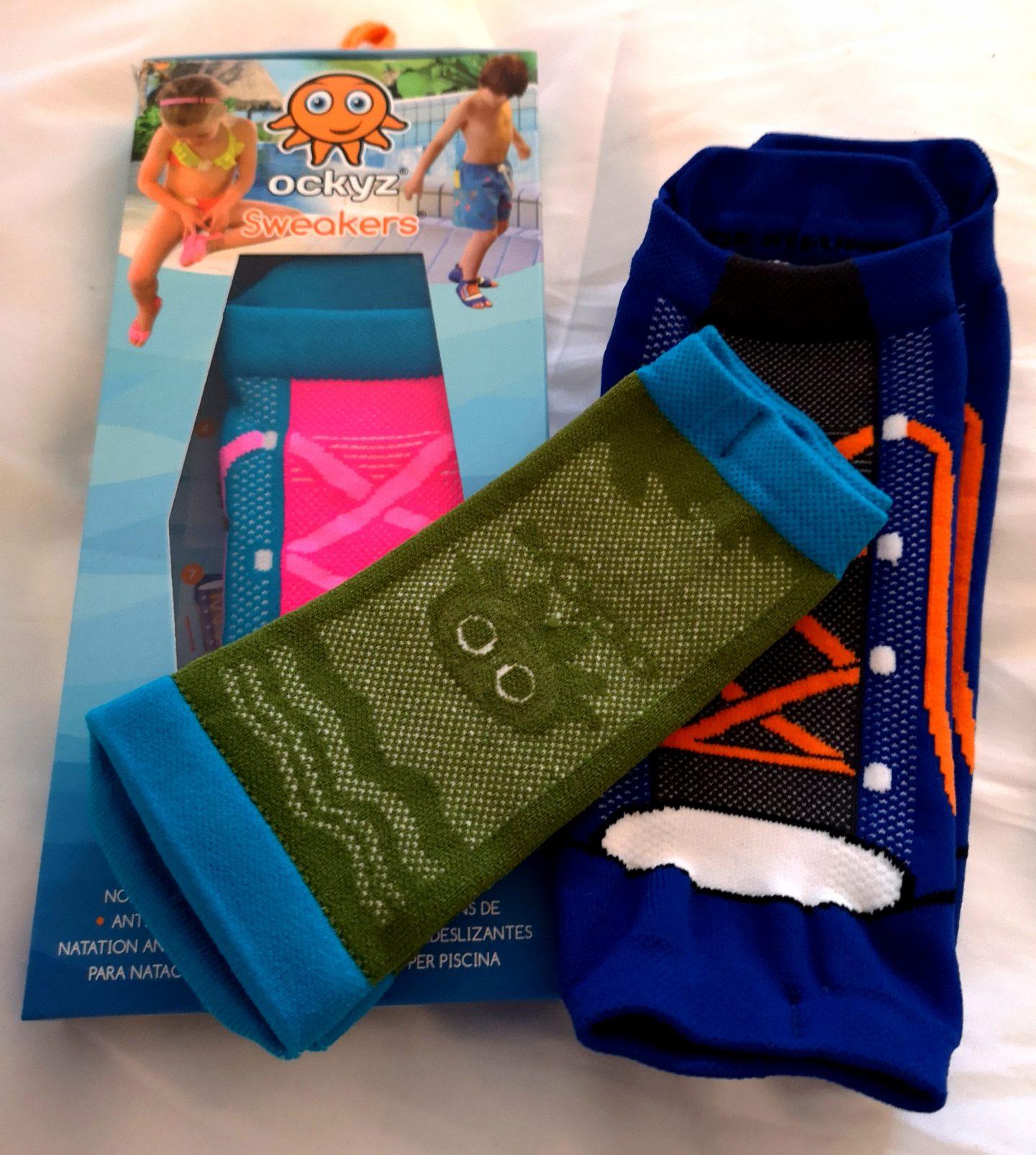 Ockyz swim socks