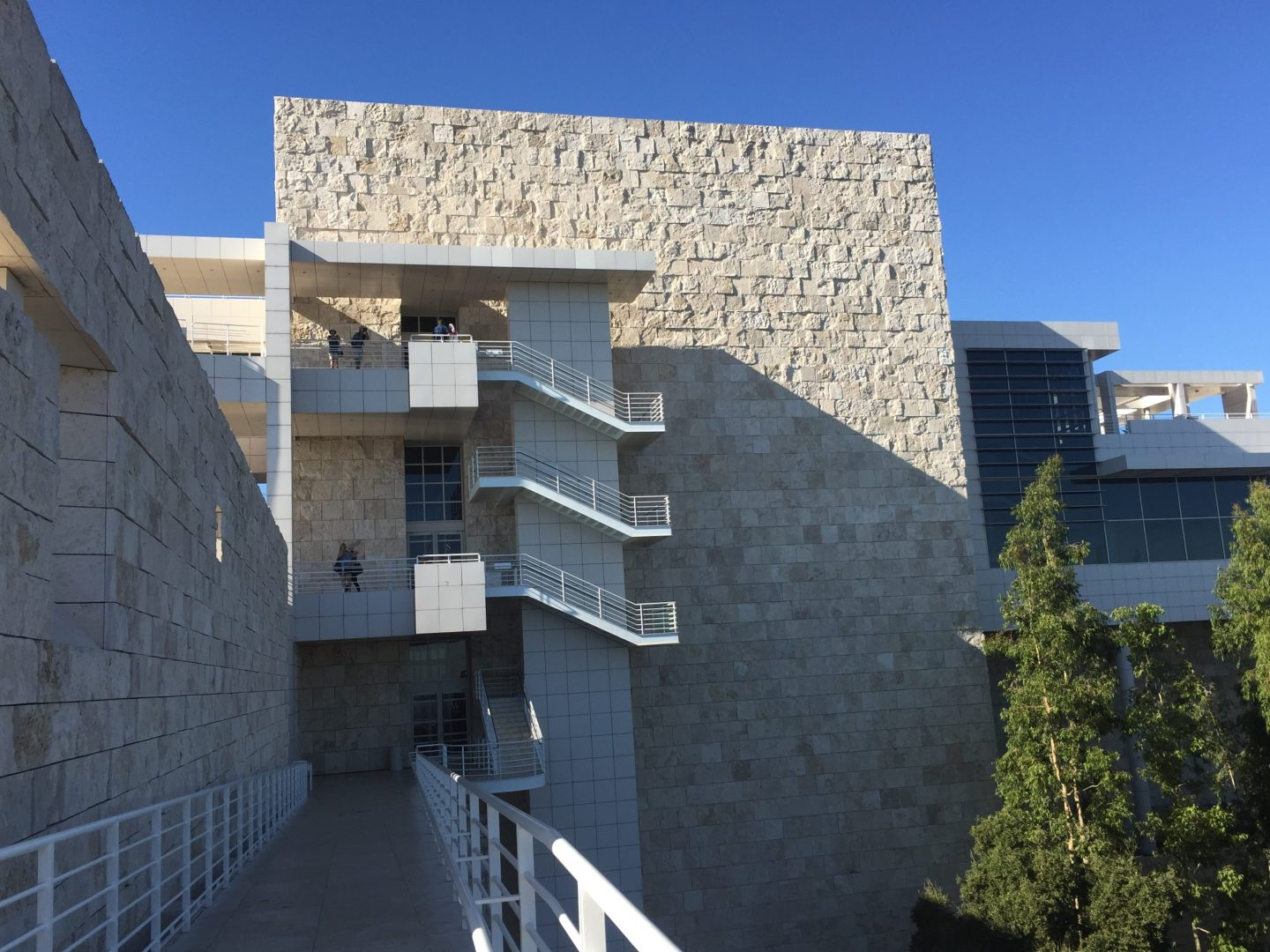 The Getty Centre