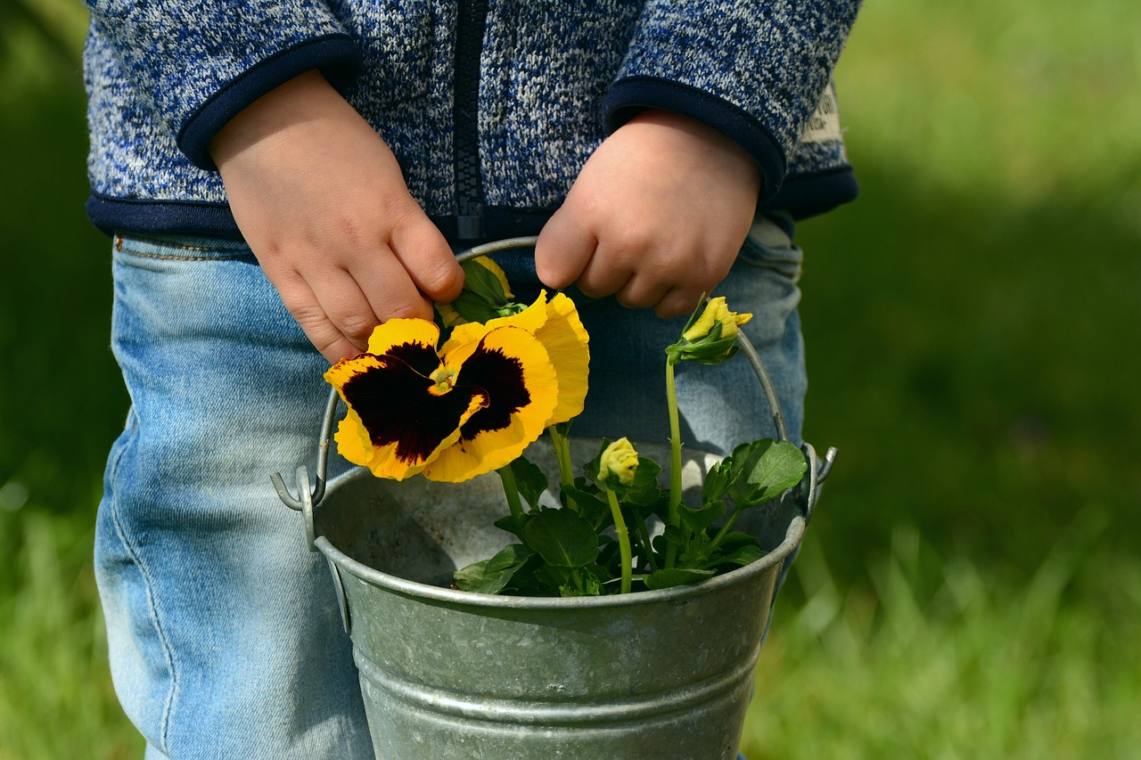 Three ways to make gardening a family affair