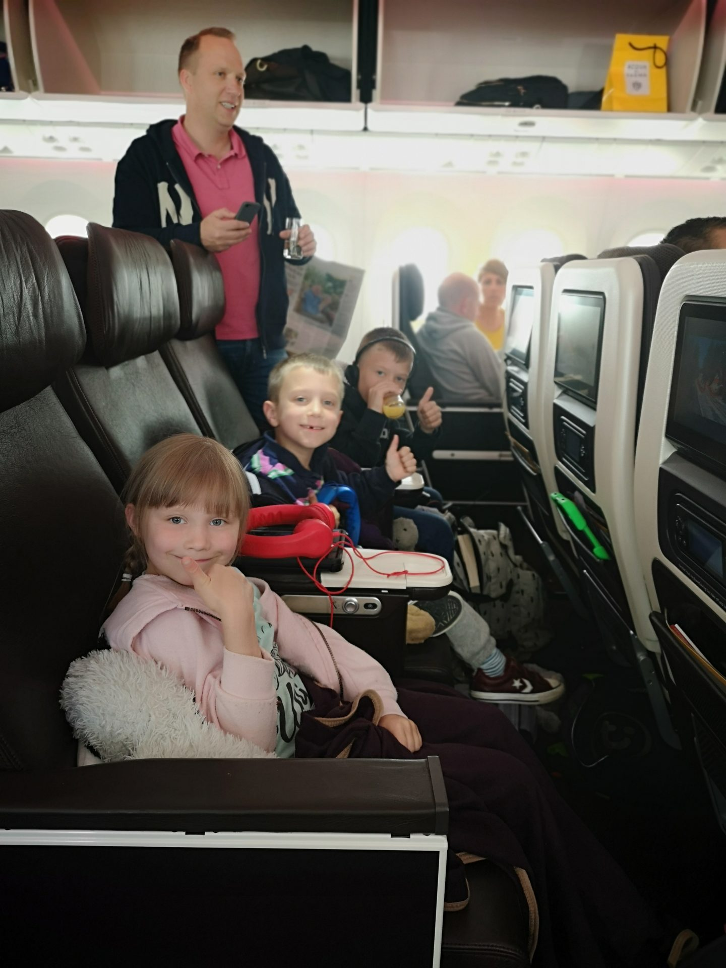 Las Vegas and Los Angeles with kids