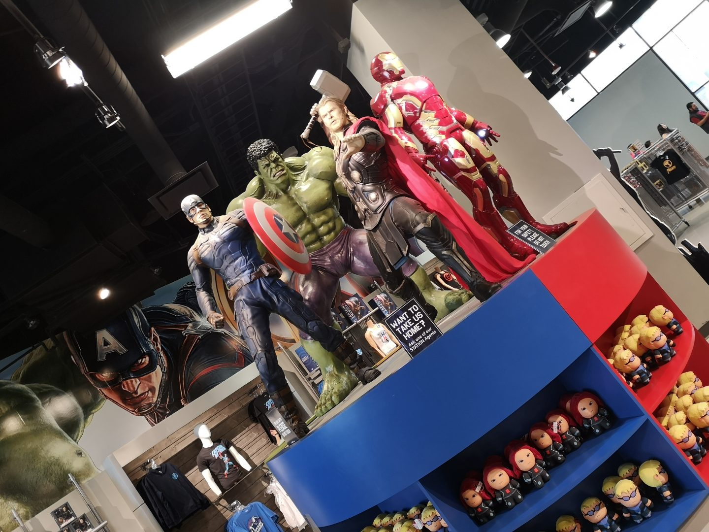 Avengers, Las Vegas