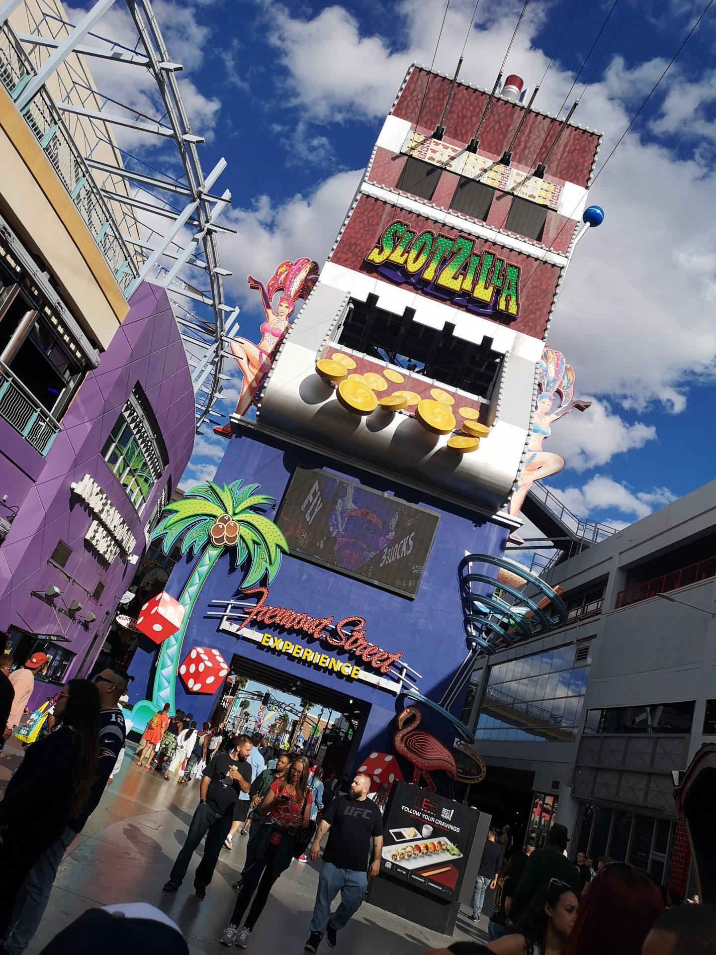 Freemonth Street, Las Vegas