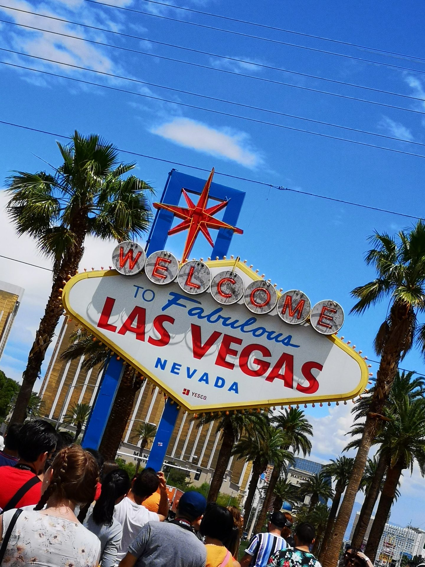 Our trip to Las Vegas and Los Angeles – Part 1
